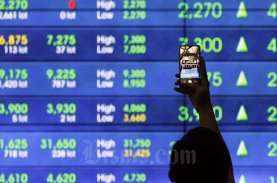 10 Saham Top Gainers 26 Februari 2021, Lagi-lagi Saham Bank Mini Mendominasi