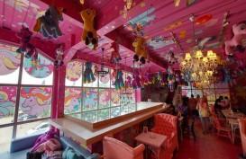 Miss Unicorn, Restoran Colorfull yang Manjakan Lidah dan Mata