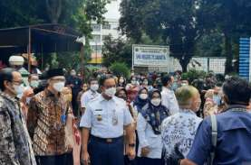 Targetkan Pelaku Pariwisata, DKI Rampung Suntikan…