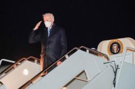 Pertama Kali Biden Perintahkan Serangan di Suriah,…