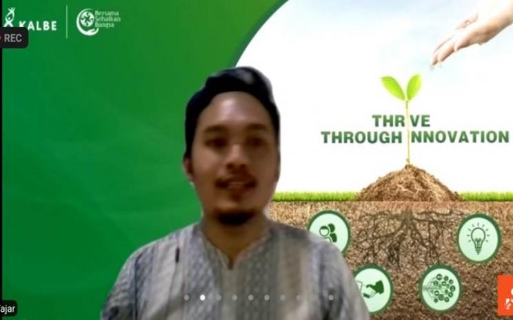 Fajar Hanggoro, Customer Relation Executive Kalbe Farma