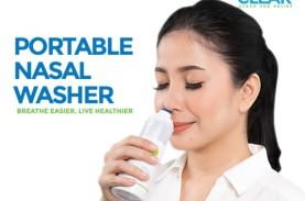 Elvasense Kenalkan Perangkat Pembersih Hidung Portabel