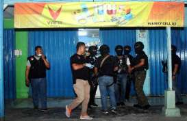 Densus 88 Antiteror Tangkap Terduga Teroris di Jawa Timur