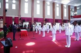 Usai Dilantik, 11 Kepala Daerah di Sulsel Diminta Prioritaskan Penanganan Covid-19