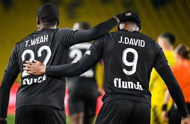 Jadwal & Klasemen Liga Prancis : Lille, Lyon, PSG, Monaco Aman di 4 Besar
