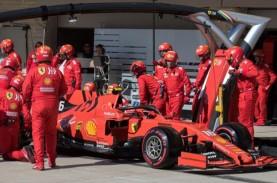 F1, Ferrari Canangkan Musim Balapan 2021 Tahun Kebangkitan