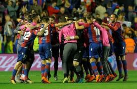 Setelah Kalahkan Atletico, Levante Ditahan Imbang Bilbao