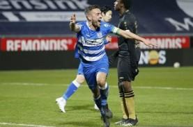 PEC Zwolle Akhirnya Menang, Hajar Heerenveen di Liga…