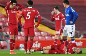 Liverpool Kehilangan Kapten Jordan Henderson Lima…