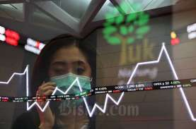 10 Top Gainers Sepekan: Saham Bank Mini Dominan, 5…