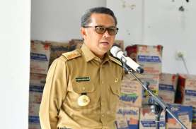Ditangkap KPK, Nurdin Abdullah Tokoh Perubahan 2015…