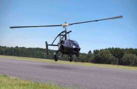 PAL-V, Mobil Terbang Pertama Dapat Sertifikat Keselamatan Eropa