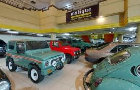 Showroom Mobil Antik Malique Selatan Djakarta, Orisinalitas Jadi Harga Mati