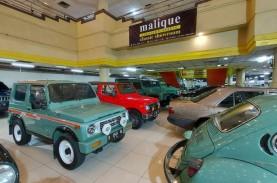 Showroom Mobil Antik Malique Selatan Djakarta, Orisinalitas…