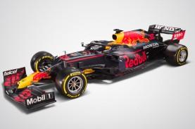 Red Bull Racing Perkenalkan Mobil F1 Musim 2021, RB16B