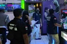 Tempat Hiburan di Semarang Kedapatan Melanggar Jam…