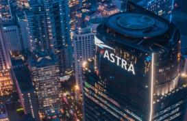 Astra (ASII) Genjot Capex hingga Rp12 Triliun, Paling Besar UNTR