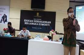 Solid Gold Berjangka Bali Optimistis Nasabah Naik…