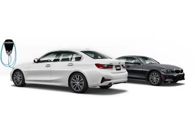 Rilis Mobil Listrik Tahun Ini, BMW Mulai dari PHEV