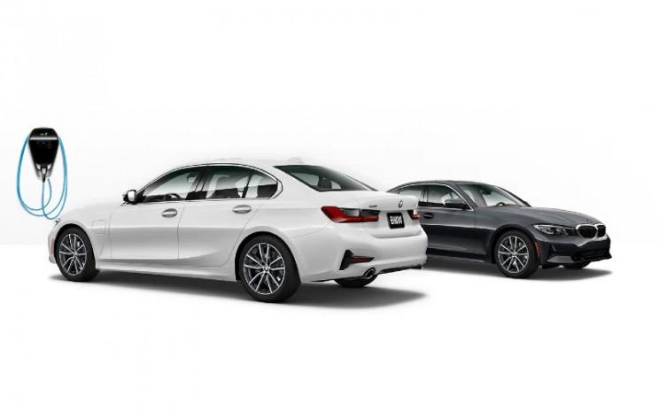 BMW 330e PHEV. BMW bakal memperkenalkan PHEV melalui model BMW 330e di pasar Indonesia pada tahun ini.  - BMWUSA