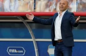 Sampaoli, Eks pelatih Cile & Argentina, Sekarang Menangani…