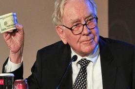 Perusahaan Warren Buffet Buyback Saham Setara Rp352…