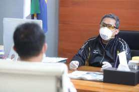 PKL Tegallega Kota Bandung Segera Ditata