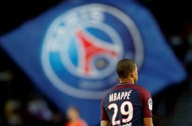 18 Gol, Kylian Mbappe Top Skor Liga Prancis