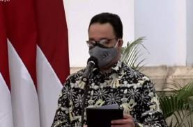 Doa Anies untuk Jokowi: Semoga Diberi Kemudahan Tangani…