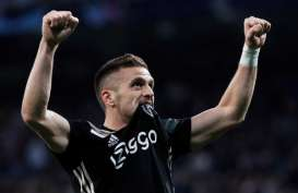 Penalti di Ujung Pertandingan Selamatkan Ajax dari Kekalahan vs PSV