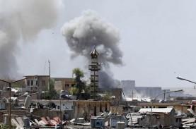 Muslim Irak Senang Bisa Membantu Renovasi Gereja yang…