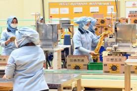 PEMULIHAN EKONOMI : Manufaktur Mendamba Berkah Lebaran
