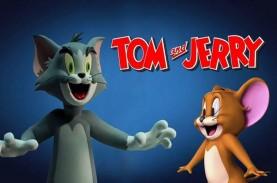 Film Tom & Jerry Raup Pendapatan 13,7 Juta Dolar di…