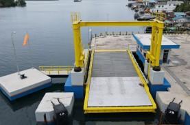 Dermaga II Telaga Punggur Permudah Logistik Produk…