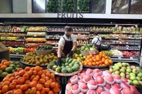 Konsumsi Belum Pulih, Inflasi Februari 2021 Melambat…