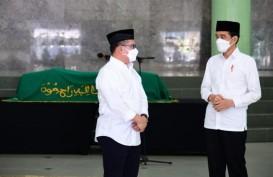 Sosok Artidjo Alkostar di Mata Jokowi: Rajin, Jujur & Integritas Tinggi