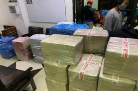 Bea Cukai Dumai Gagalkan Penyelundupan Ratusan Botol…