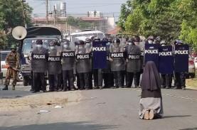 Begini Aksi Heroik Suster Ann Nu Thawng Selamatkan…