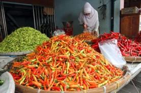 Cabai Rawit Masih Menggigit, Sebabkan Inflasi Jatim…