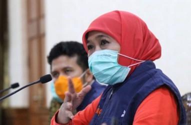 Khofifah Minta Surabaya Jadi Barometer Kebangkitan Ekonomi
