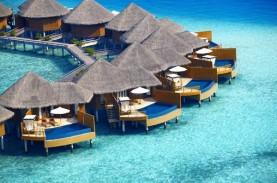 Resor di Maldives 'Dijual