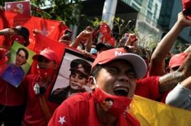 Besok, Para Menlu Negara Asean akan Rapat dengan Militer…