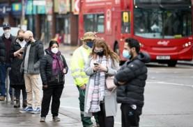 Inggris Kejar Seorang Pelancong yang Terinfeksi Covid-19…