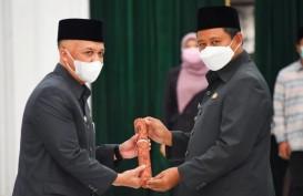 Kabiro Organisasi Pemprov Jabar Dilantik Jadi Plh Sekda Bandung