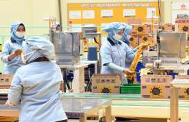 PMI Melandai, Industri Mamin Justru Ekspansif