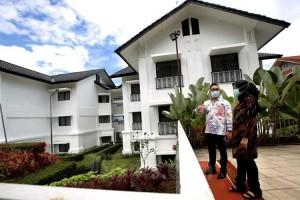 PT Palma dan PT Mustika Sangkuriang Wisata Kerja Sama Terkait Sewa Kelola De'Ningrat Hotel Topas Galeria