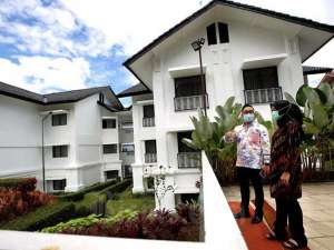 PT Palma dan PT Mustika Sangkuriang Wisata Kerja Sama Terkait Sewa Kelola De\'Ningrat Hotel Topas Galeria