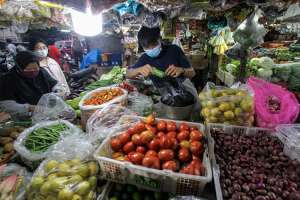 BPS Melaporkan Indeks Harga Konsumen Pada Februari 2021 Mengalami Inflasi 0,10 Persen