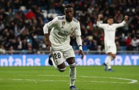 Hasil La Liga : Nyaris Kalah, Madrid Kembali 5 Poin Lagi dari Atletico