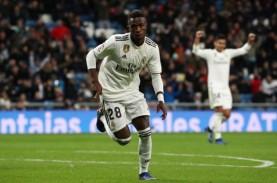 Nyaris Kalah, Real Madrid Kembali Berjarak 5 Poin…